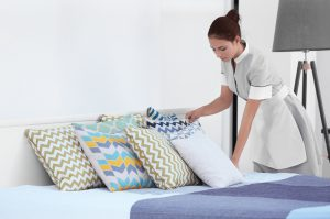 Maid service in Addison, Texas
