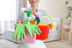 Residential cleaning services in Dallas, Texas