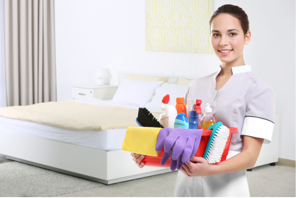 home cleaning company dallas