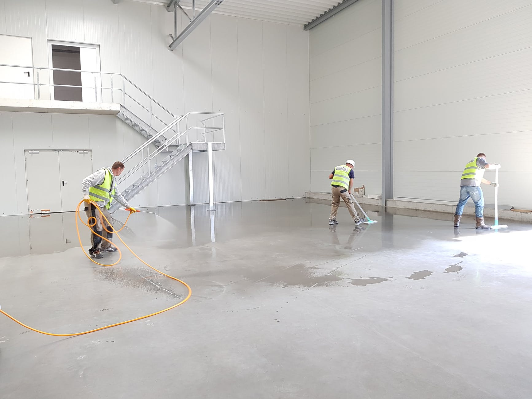 Dallas construction cleaning